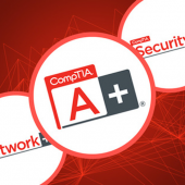 New Deal: 95% off a CompTIA IT Certification Bundle Image